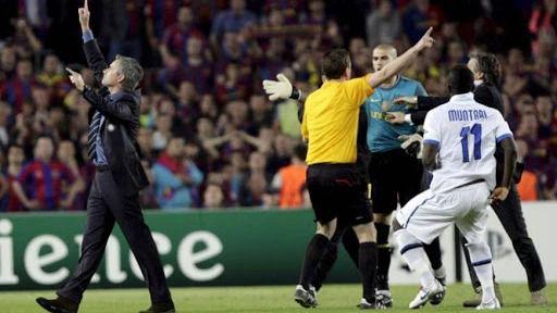Mourinho: decidió fichar por el Real Madrid el día que eliminó al Barcelona de Guardiola