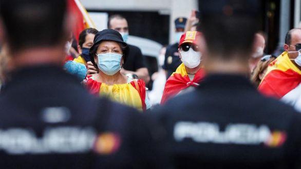 El TSJC corrige a Marlaska y autoriza las marchas en Cataluña'