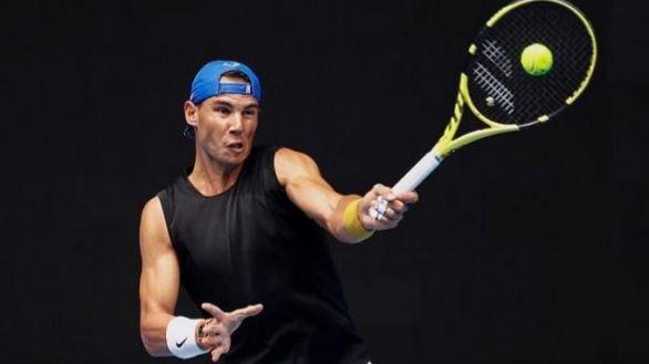 ATP. Rafa Nadal ya se entrena para reconquistar el número 1 del mundo