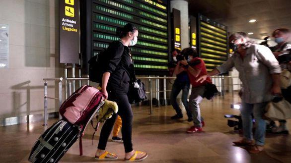Corredores 'seguros' a partir del 22 de junio para el turismo nacional y europeo