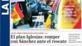 Las portadas de los periódicos de este domingo 24 de mayo