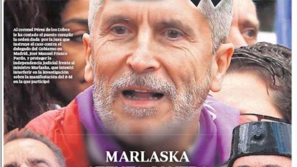Las portadas de los periódicos de este martes 26 de mayo