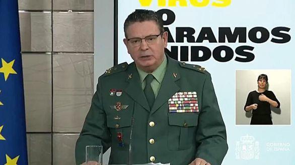 Rebelión de la Guardia Civil: dimite Laurentino Ceña tras la destitución de Pérez de los Cobos