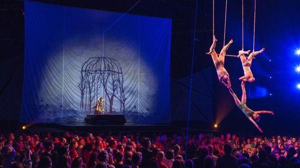 El Cirque du Soleil roza la bancarrota, y su fundador y Quebec quieren rescatarlo