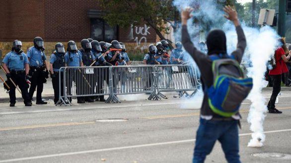 Ola de protestas en Mineápolis por la muerte de George Floyd a manos de la policía