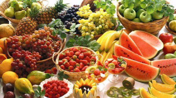 Las frutas enteras son uno de los productos más beneficiosos para prevenir el cáncer de colón.