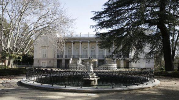 El Ayuntamiento retoma la rehabilitación del Palacio de El Capricho