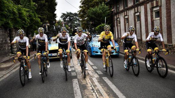 Tour de Francia. Lío en el Ineos: Froome dice que el líder del equipo lo decidirá la carretera