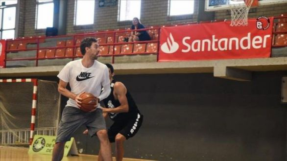 Pau Gasol y el Santander lanzan la primera academia de baloncesto virtual