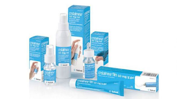 Sanidad retira varios lotes de cristalmina por contaminación microbiológica