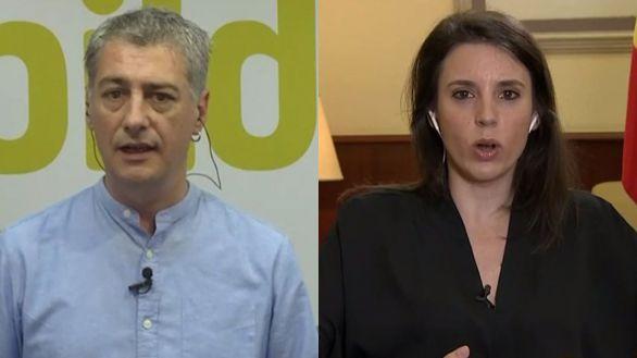 TVE da cancha a Podemos y Bildu para acusar a la oposición de crear crispación política
