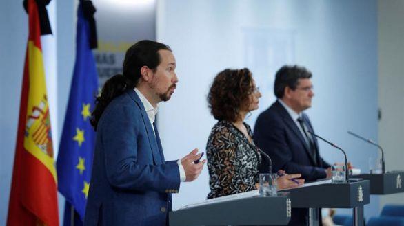 Pablo Iglesias saca pecho al anunciar la aprobación del Ingreso Mínimo Vital: 'Es un día histórico'