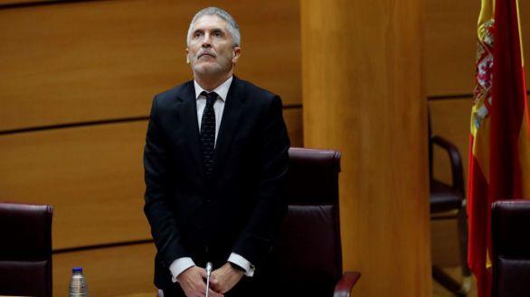 Marlaska justifica la destitución de Pérez de los Cobos para cumplir con el programa PSOE-Podemos