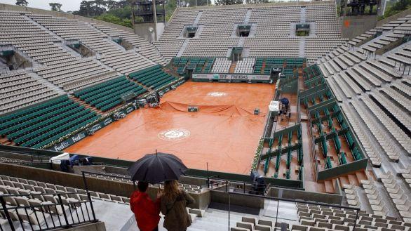 Roland Garros. Se tambalean las fechas de disputa del Grand Slam francés