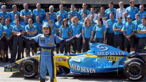 Fórmula Uno. Se nubla el fichaje de Fernando Alonso por Renault