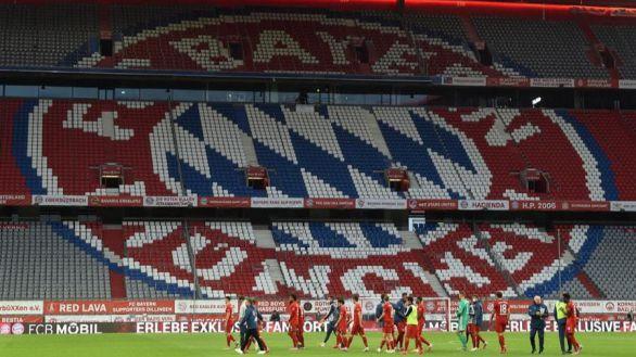 Bundesliga. El Bayern sale de la cuarentena acelerando hacia el título
