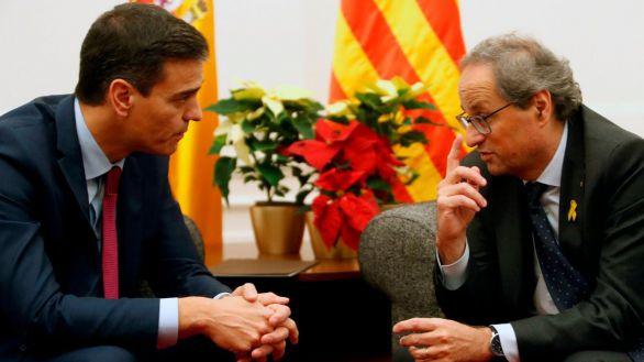 Sánchez confirma el peaje del estado de alarma: hablará con Torra de secesionismo en julio