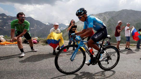 Tour de Francia. Quintana correrá Tour de l'Ain y el Dauphiné antes de la Grande Boucle