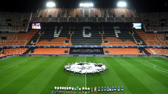 El entrenador del Atalanta confirma que estaba 'enfermo' cuando viajó a Valencia