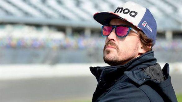 Fórmula Uno. Renault ahora confirma que Fernando Alonso