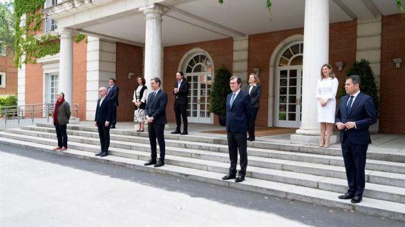 Garamendi agradece el trabajo de Calviño contra la derogación total de la reforma laboral