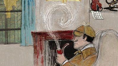 Funambulista y David Felipe Arranz rescatan los anónimos archivos secretos de Sherlock Holmes
