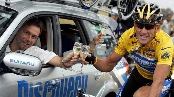 Tour de Francia. Armstrong: