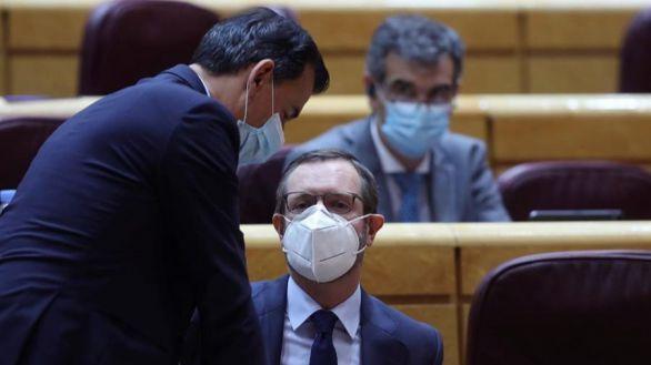 Un senador de Más Madrid insulta a Vox y el PP abandona el pleno