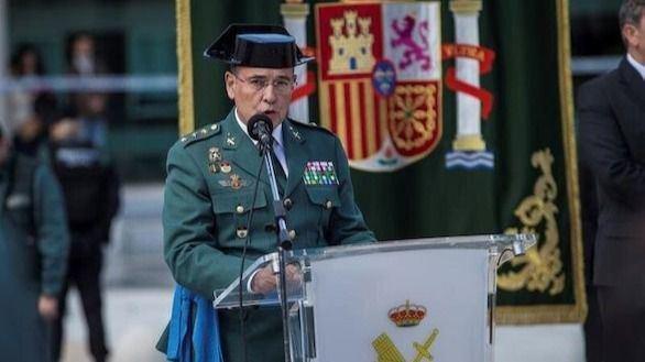 Marlaska ya tiene sustituto para Pérez de los Cobos: el teniente coronel David Blanes