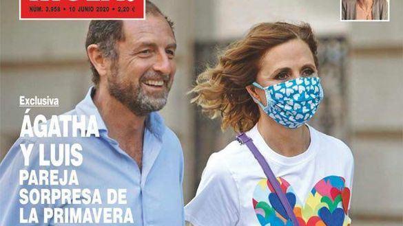 Ágatha Ruiz de la Prada y Luis Gasset, la pareja sorpresa de la primavera