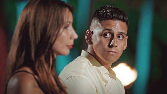 Fani y Christofer, nueva pareja confirmada de La casa fuerte en Telecinco