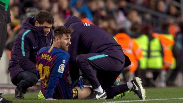 El Barcelona 'esconde' la lesión de Messi y Bale vería increíble volver a la Premier