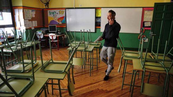 La vuelta al cole en Madrid: dividir los grupos y habilitar espacios en gimnasios o salas de reuniones