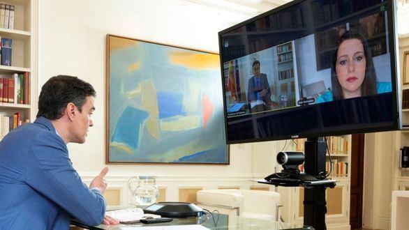 El PSOE busca pactar con Cs los Presupuestos para hacer un 'cordón sanitario' al PP