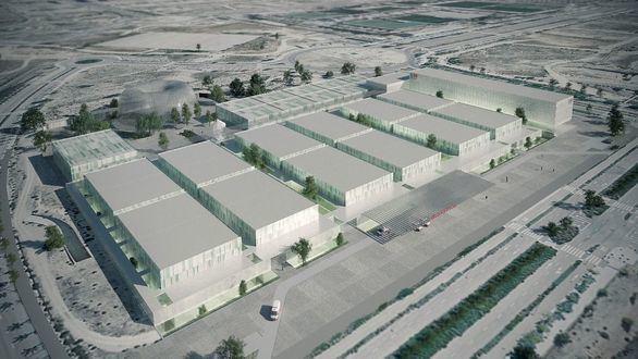 Así será el nuevo hospital de Ayuso contra pandemias: 40.000 m² y 1.000 camas