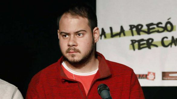 El Supremo ratifica la condena de nueve meses de cárcel al rapero Pablo Hasel