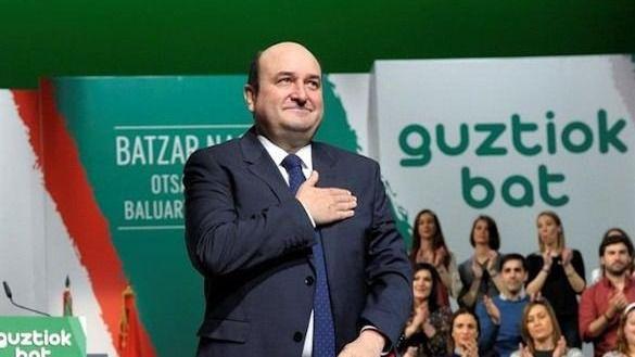 El PNV apoyará el decreto de 'nueva normalidad' de Pedro Sánchez
