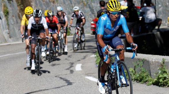 Tour de Francia. Confirmado: Nairo Quintana volverá en L'Ain