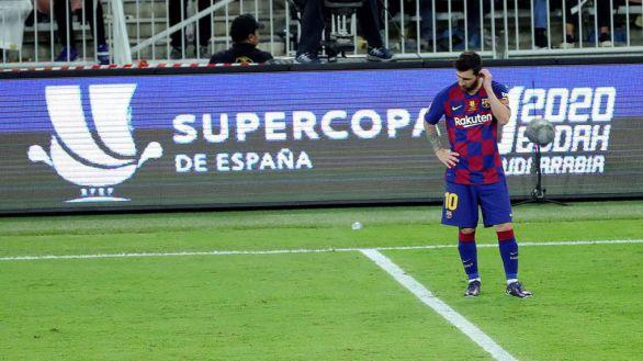 Messi destierra la sospecha de lesión al vover a entrenar con normalidad