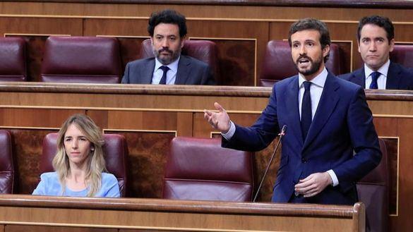 Sánchez no contesta a los cuatro pactos de Estado que le ofrece Casado