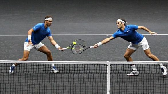 ATP. Nadal mejoró aprendiendo de Irene Villa y Federer no jugará en 2020