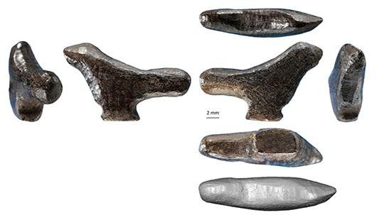 La escultura más antigua de China: un pájaro en miniatura de 13.500 años