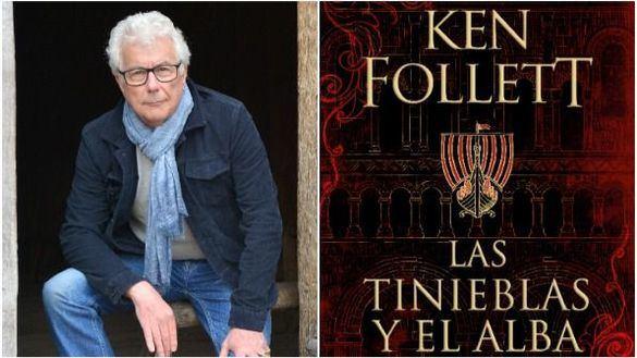 Vuelve Ken Follet con precuela de Los pilares del Tierra y una edición ilustrada