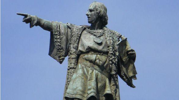 Podemos en Cataluña: 'Desmontar la estatua de Colón en Barcelona sería una buena medida'