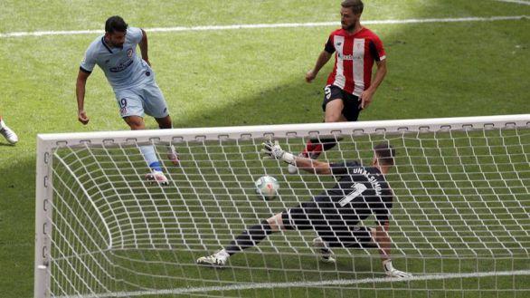 Athletic y Atlético se reparten los puntos tras un igualado encuentro en San Mamés |1-1