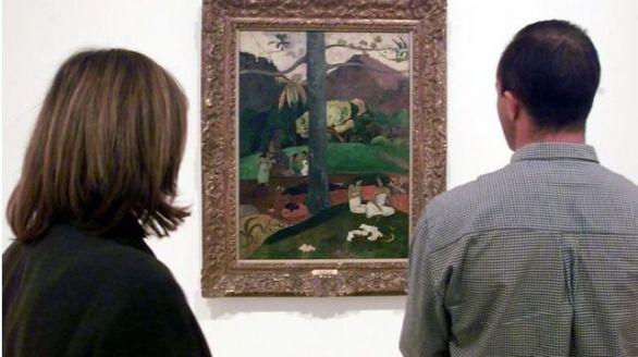 El cuadro Mata Mua de la colección del Thyssen está en Andorra