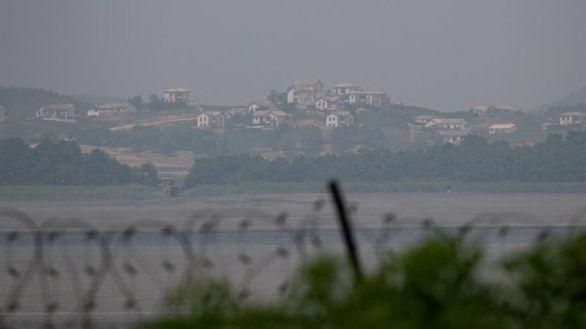 Corea del Norte destruye la simbólica oficina de enlace intercoreana