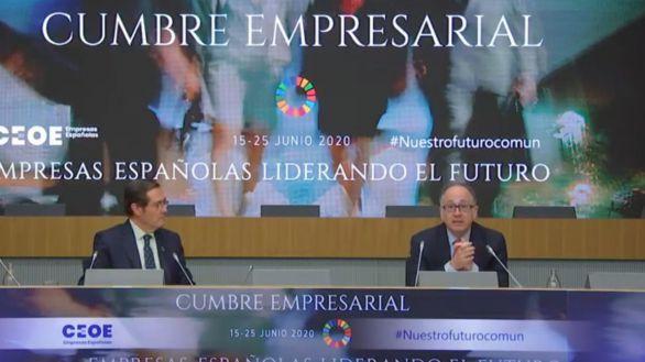 """El presidente de Iberia advierte de que """"están en riesgo millones de empleos"""""""