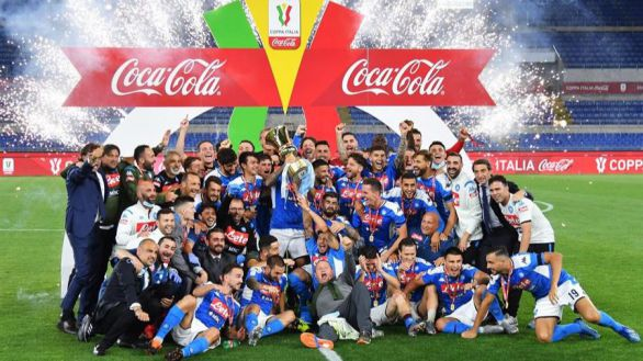 Coppa. El Nápoles sorprende a la Juventus en los penaltis y se hace con el título