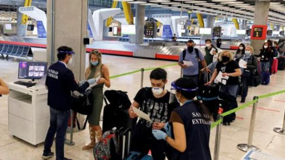 Las tres pruebas anti-covid que deberán pasar todos los viajeros que lleguen a España